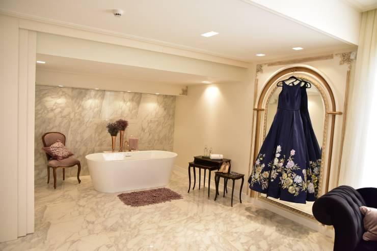 Sala da noiva e da aniversariante